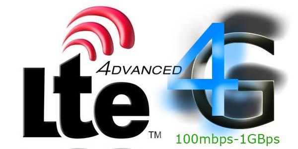 Jaringan komunikasi 4g lte