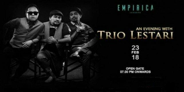 cari tiket event an evening with trio lestari