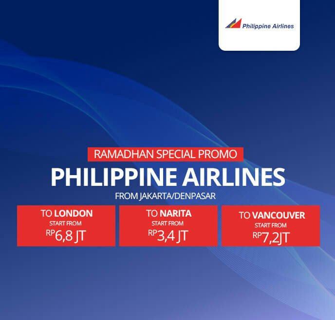 Philippine Airlines Ramadhan Special Promo