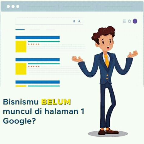 Yuk belajar beriklan di Google